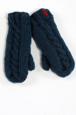 PETROL CABLE MITTENS