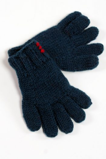 PETROL 5 FINGER PLAIN GLOVES