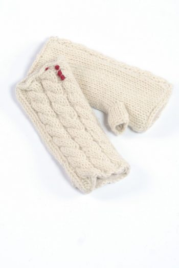 WHITE CABLE TUBE HANDWARMERS