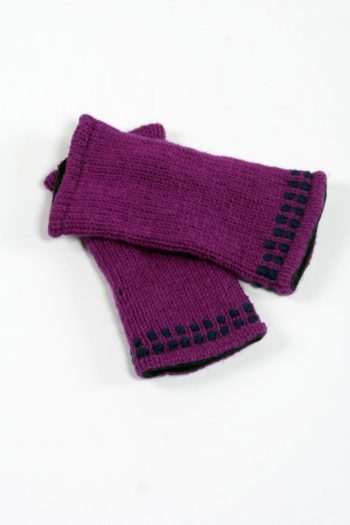 PURPLE BLUE 2 LINES TUBE HANDWARMERS