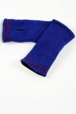BLUE PURPLE 2 LINES TUBE HANDWARMERS